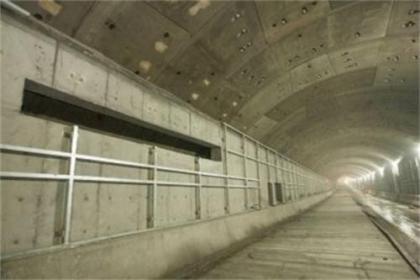 贵州贵阳花溪隧道防火涂料施工