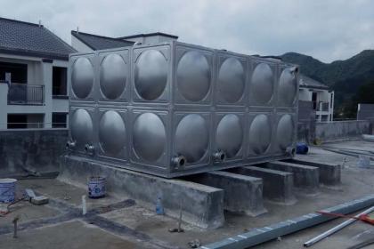 东莞不锈钢组合水箱