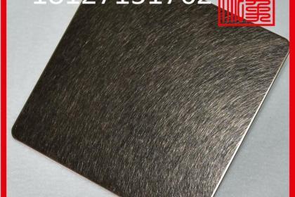 佛山铝板拉丝及镀色
