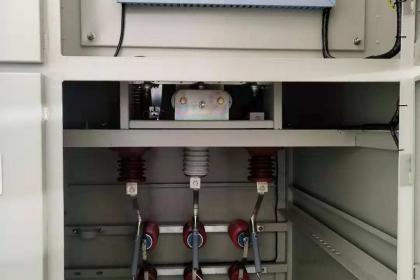 厂家直销高压电动机无功就地补偿装置电容柜