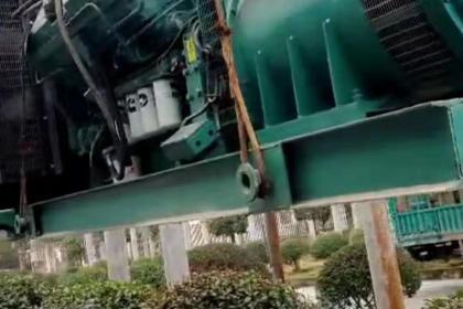 沧州进口发电机组出售