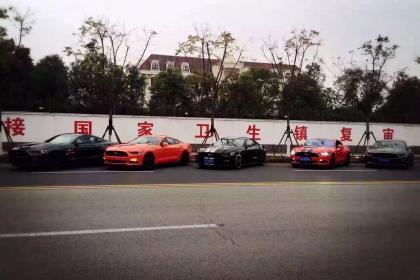 上海汽车租赁