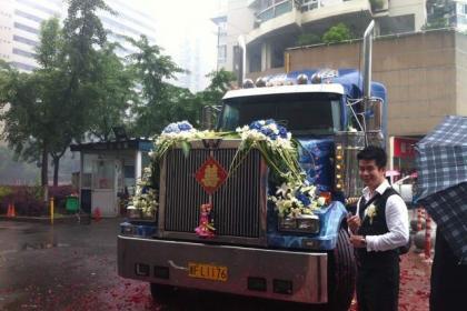 上海会展用车