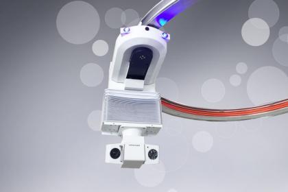合肥挂轨式机器人