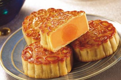 华美中秋月饼