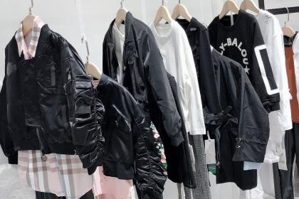 服装批发业