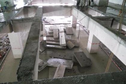 汉阳楼板切割拆除