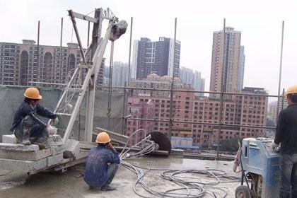 武汉专业钻孔打孔