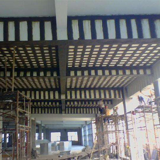 武汉结构外粘钢板加固