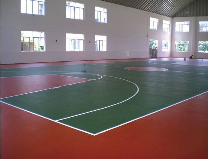 常州pvc地板体育馆学校等室内外运动地板