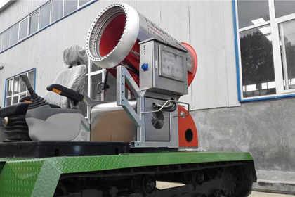 履带式造雪机供应