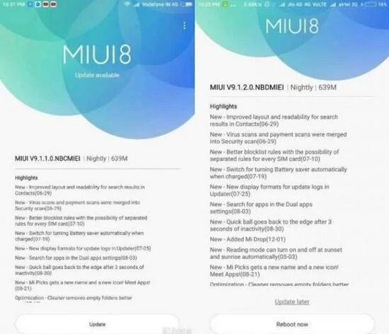 1205_小米Max获MIUI9国际版更新支持海外用