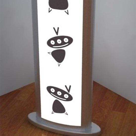 广州海珠区卡布灯箱