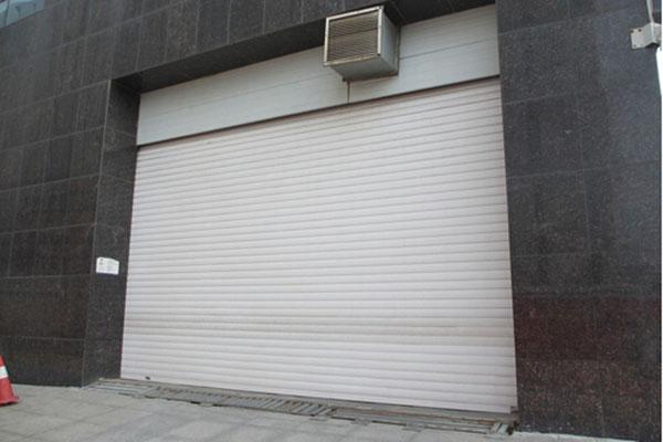 银川金凤区工业门安装