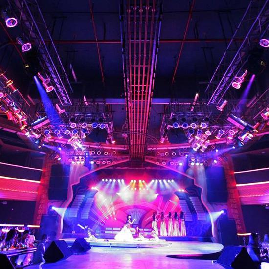 深圳舞台背景搭建