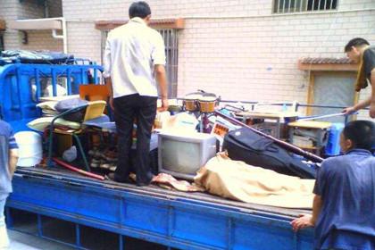 上海松江厂房搬家
