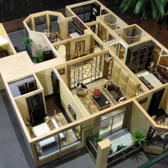 兰州房地产模型