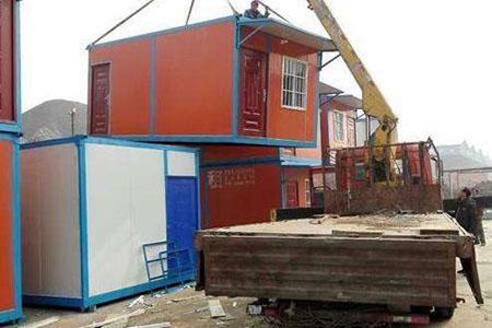 新疆工地集装箱活动房