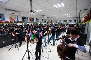 重庆厨师技术培训学校