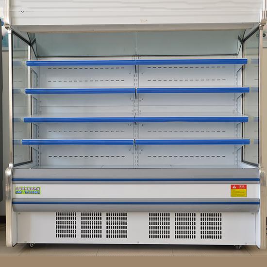 天津超市风幕柜