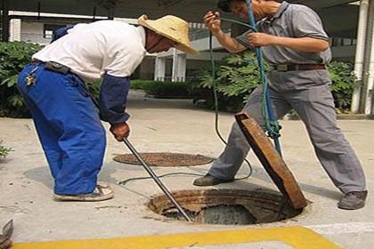 呼和浩特专业疏通下水管道