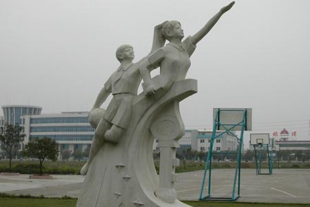 学校雕塑厂家专业制作