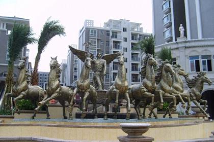 成都铸铜雕塑工厂