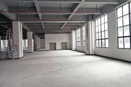 深圳沙井一楼标准重工独院厂房出租