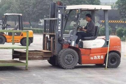 苏州张家港叉车培训