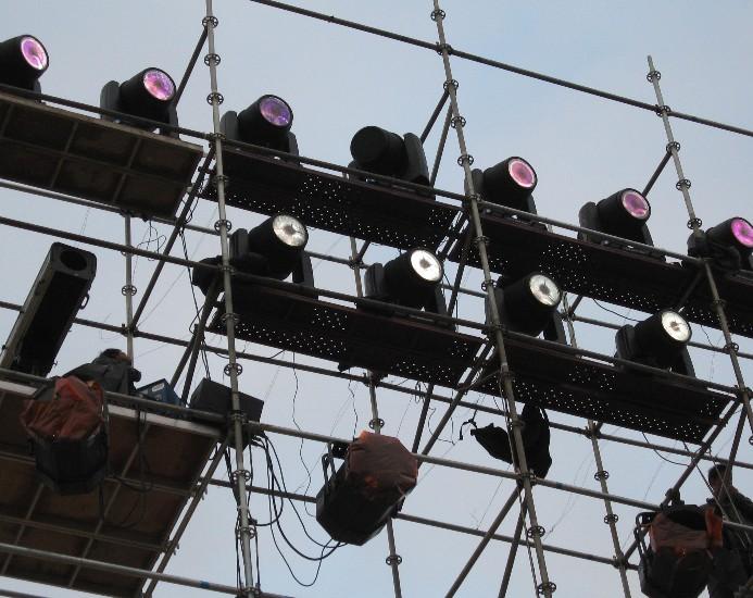 成都舞台灯光设计