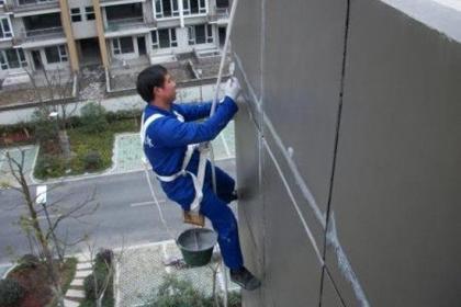 外墙粉刷安装工程