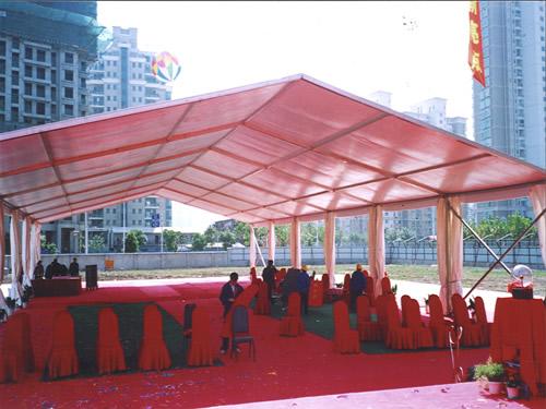上海帐篷租赁公司