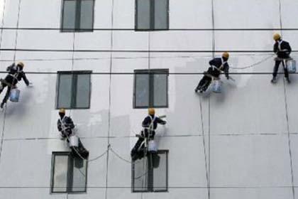 柳州高空外墙清洗