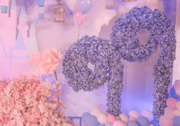 上海气球装饰服务