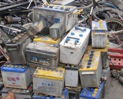 大连电瓶回收