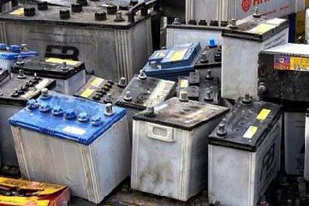 大连废旧电瓶回收