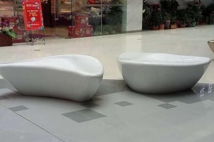 重庆玻璃钢坐凳
