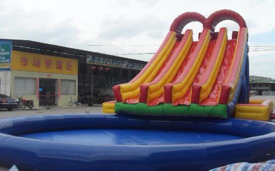 郑州充气滑梯定做