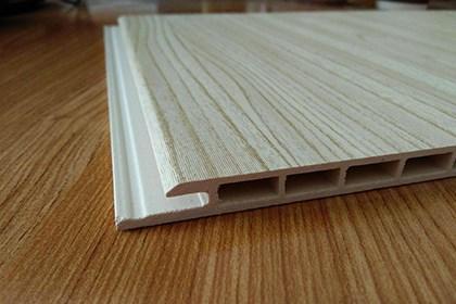 南京竹木纤维背景墙