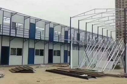 信阳新型网架房出售