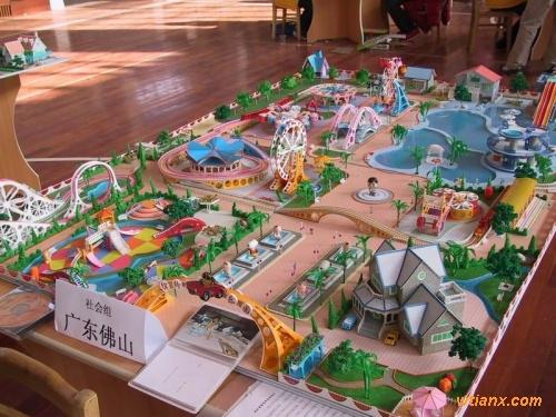 天津沙盘模型制作