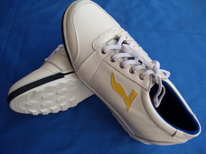 长短腿高低脚型补高鞋