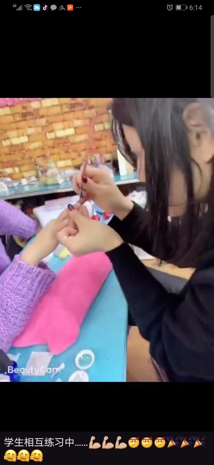 浦东纹绣培训