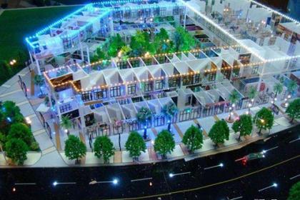 泰州机械设备模型