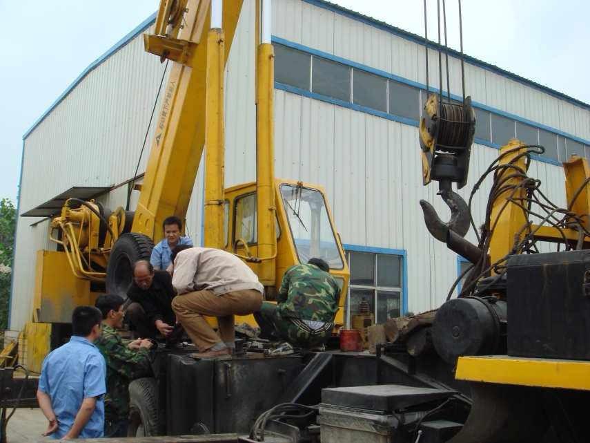 广州吊车场内设备培训考证