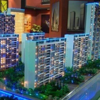 南京工业模型