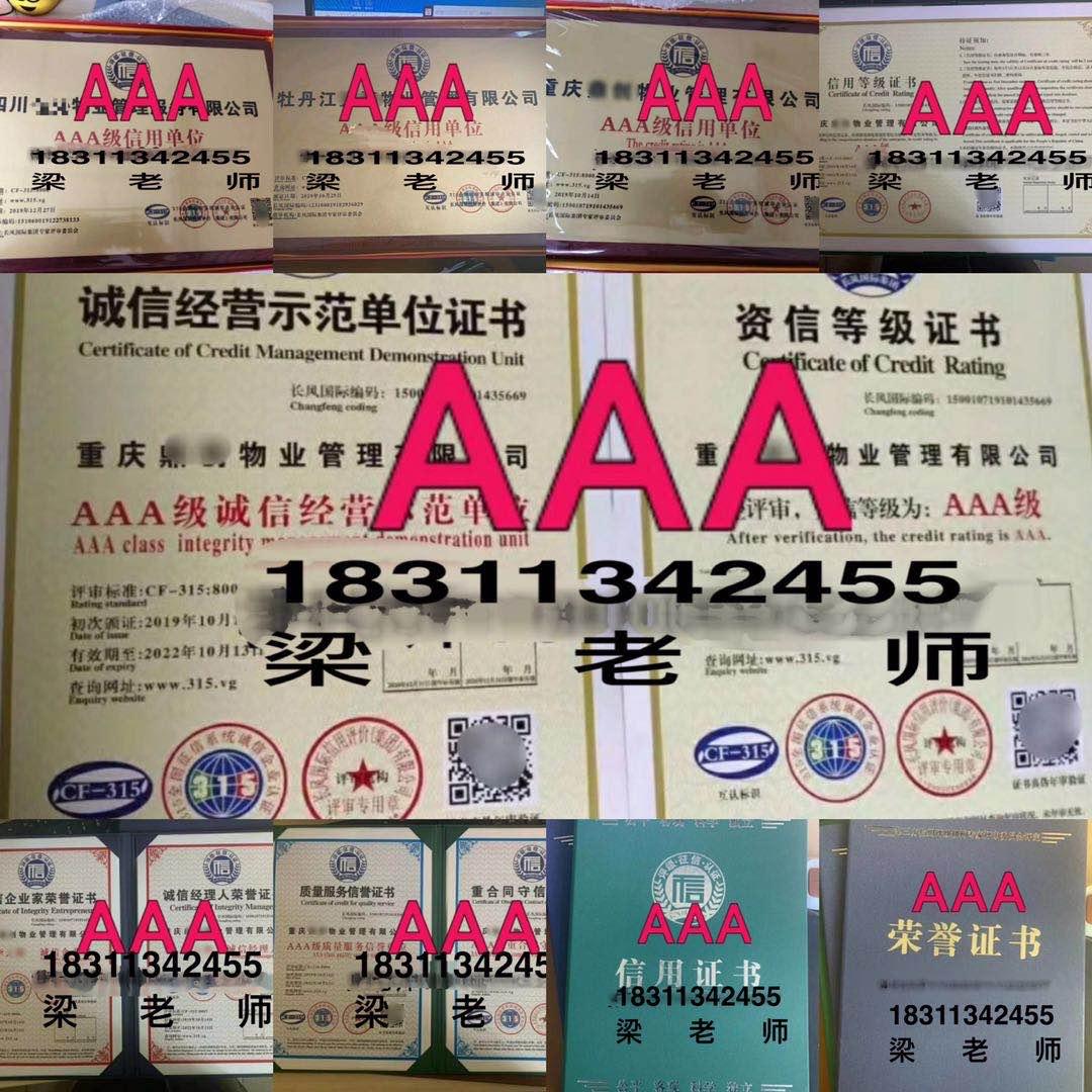 三AAA资质企业信誉3A样本8.jpg