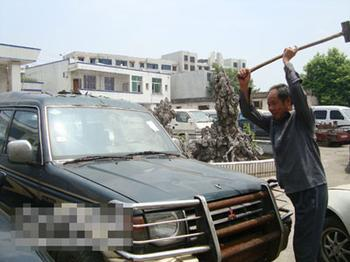 废旧小轿车报废车回收