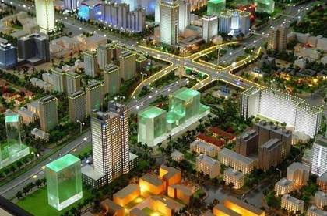 苏州规划模型