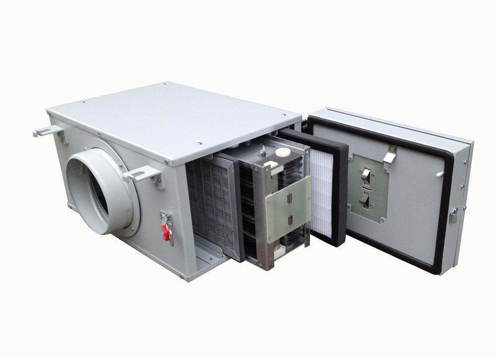 北京新风Pm2.5商用净化设备